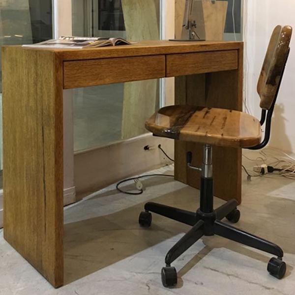scrivania U 2 cassetti2
