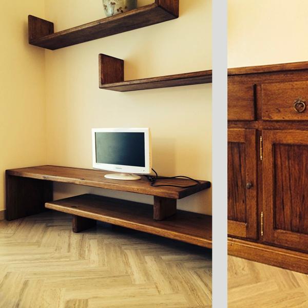 porta Tv_ credenza_noce