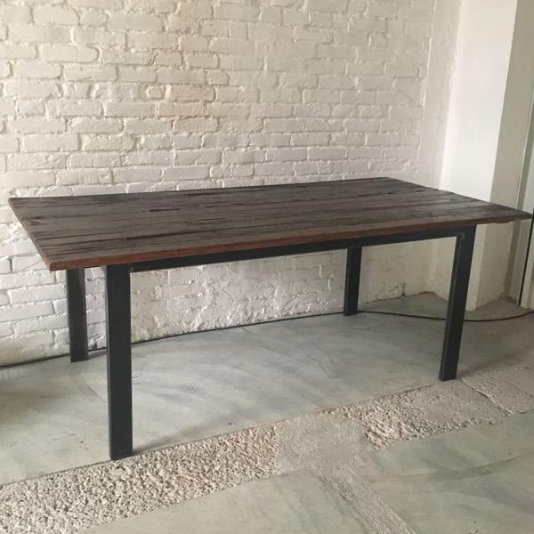 tavolo plancia antica_larice