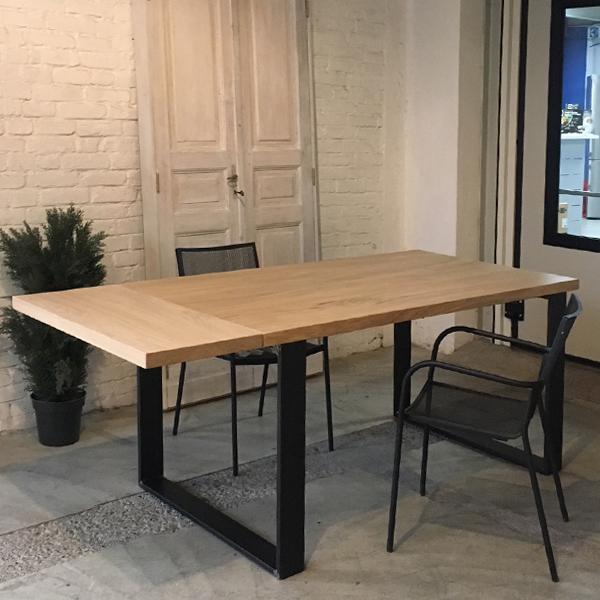 tavolo rovere_gamba U2