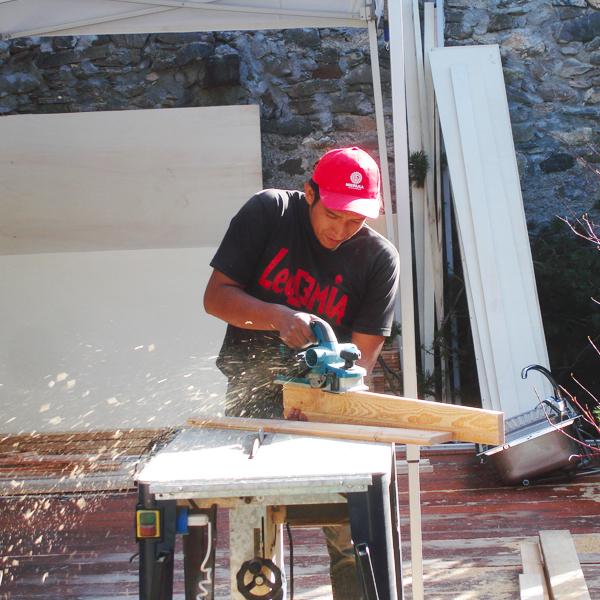 taglio legno