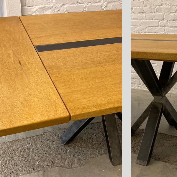 tavolo gamba X_allungabile3