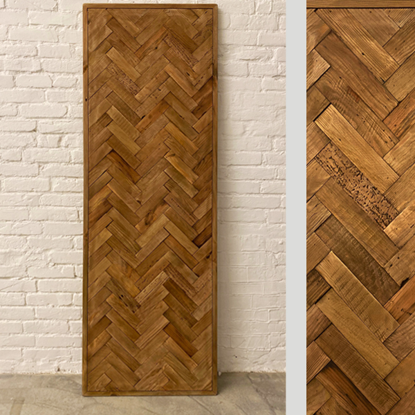 pannello decorativo parquet